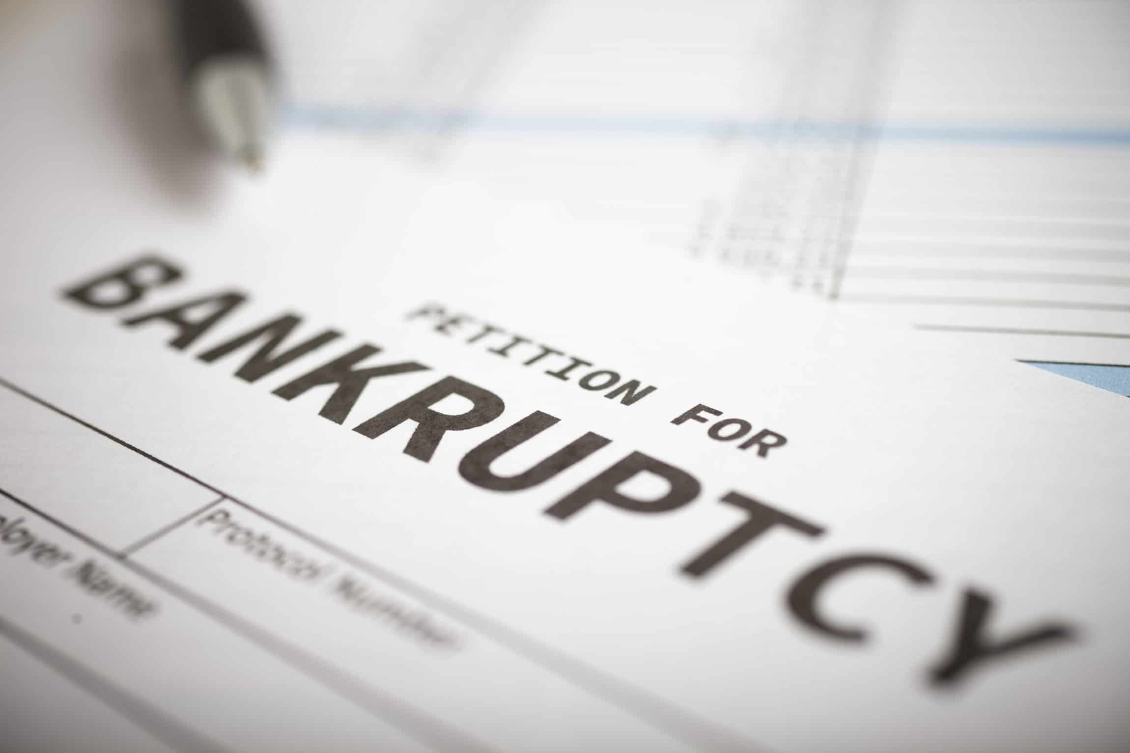 Members of an LLC filing for Bankruptcy